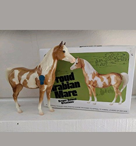 breyer vintage club Farah proud Arabian mare
