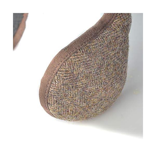 180s Men's American Wool Behind the Head Ear Warmer