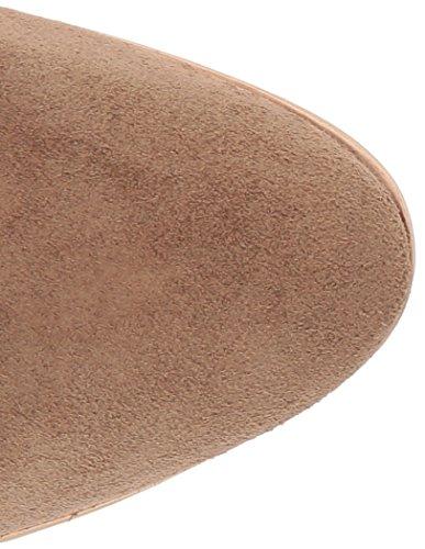 Dolce Vita Donna In Pelle Scamosciata Celine Con Pelle Scamosciata Color Kaki