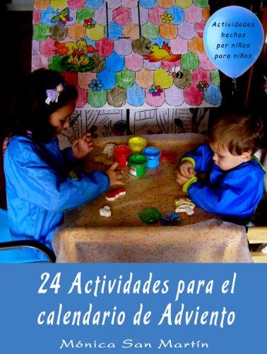 24 Actividades para el calendario de Adviento