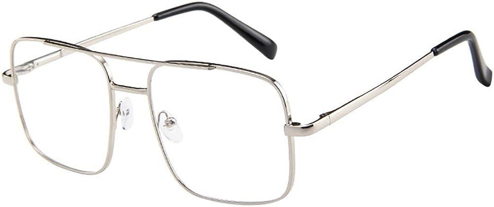 Women Men Vintage Retro Unisex Fashion Oversize Frame Sunglasses Eyewear FORUU Glasses
