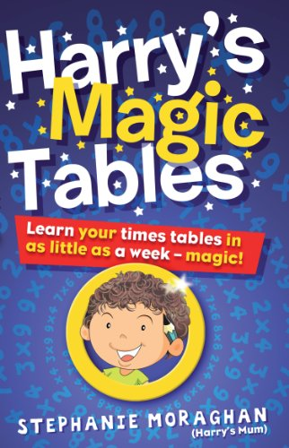 Harry's Magic Tables (for Tablet Devices): Learn Your Times Tables in as Little as a ()