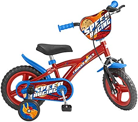Toimsa - Bicicleta de 12 pulgadas, modelo Speed Racing 3-5 años ...