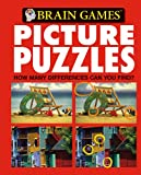 Brain Games Picture Puzzle 1, Publications International Ltd. Staff, 1412716071
