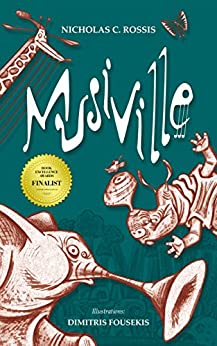 Musiville: Where Does Music Come From? (Mystery Smiles Book 2) by [Rossis, Nicholas]