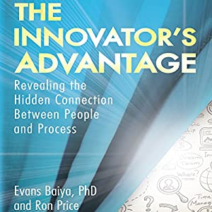 The Innovator's Advantage Audiobook