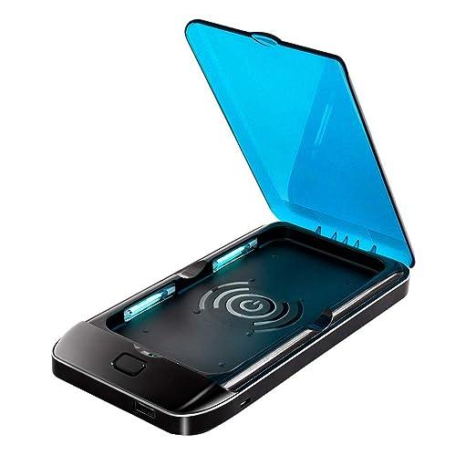 Zhoumin El Cargador Universal para teléfonos celulares UV ...