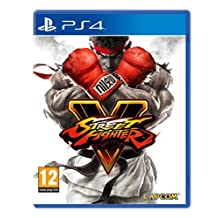 Street Fighter V (PS4) by Capcom
