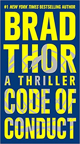 Brad Thor - Code of Conduct Audiobook