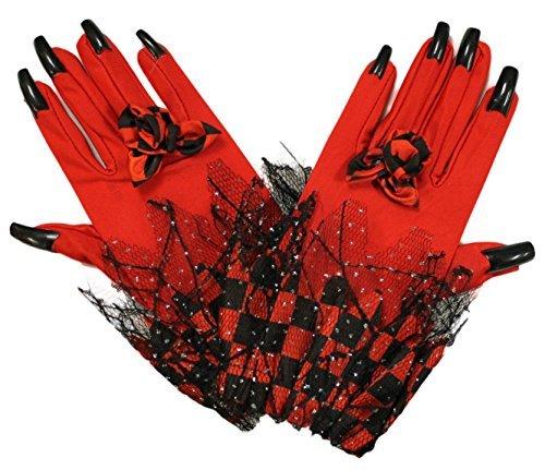 Hallo (Halloween Gloves)