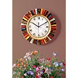 Clock in Multicolor
