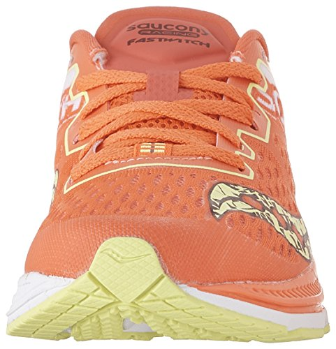 Saucony Women Fastwitch 8 Cross Country Sportschoen Koraal | Citroen