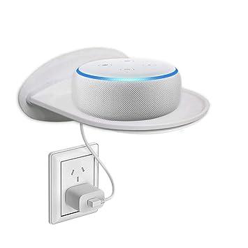 ECHOGEAR Outlet Shelf Saving Solution For Sonos /& Smart Home Speakers EGOS1 New