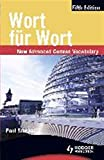 Wort fur Wort%3A New Advanced German Voc