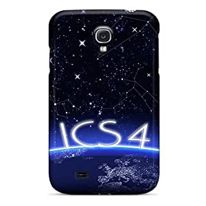 Quality Jeffrehing Case Cover With Ics 4 Nice Appearance Compatible With Galaxy S4