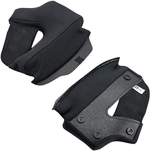 Biltwell Cheek Pad Set - Lane Splitter - 15mm