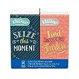 Kleenex Go Packs Facial Tissues, Travel Size, 10 Tissues per Go Pack, 8 Pack (80 Tissues Total)