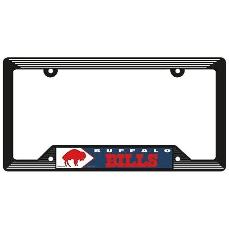Amazon.com : NFL Buffalo Bills 23739051 License Plate Frame : Sports ...