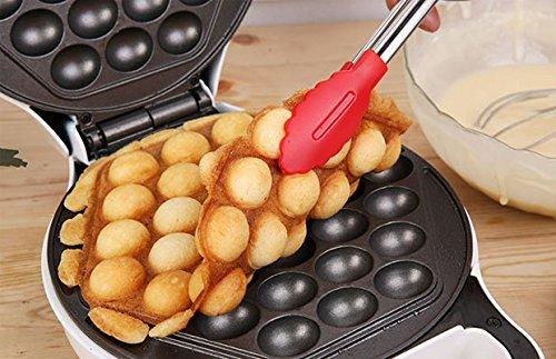 Hong Kong Egg Waffle Maker - Make Hong Kong Style Bubble Egg Waffle in 5 minutes by StarBlue (Image #8)