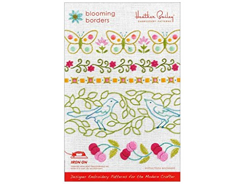 ing Borders Embroidery Pattern (Border Embroidery)