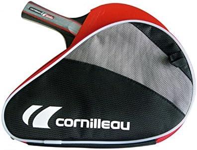 CORNILLEAU–Pack solo: raqueta + funda de ping pong tenis de mesa