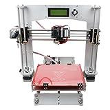 3D Printer Kit - WER® Aluminum Prusa I3 3D Printer DIY Kit Self-assembly Desktop Computer 3d Printer