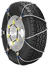 Security Chain Company ZT741 Super Z LT Light Truck and SUV Tire Traction Chain - Set of 2