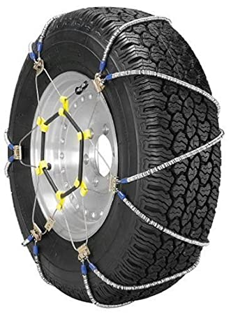 Security Chain Company ZT747 Super Z LT Light Truck and SUV Traction Chain, Set of 2