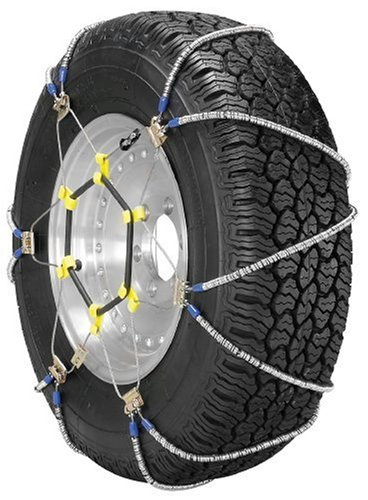 Security Chain Company ZT747 Super Z LT Light Truck and SUV Tire Traction Chain - Set of 2 (Best Light Truck Snow Tires)