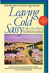 Leaving Cold Sassy: The Unfinished Sequel to Cold Sassy by Olive Ann Burns(1994-02-01) Paperback