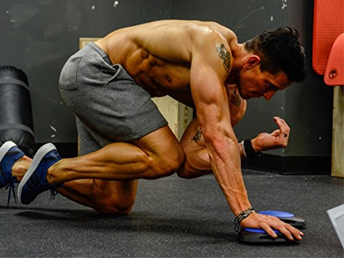 Core Flyte Pro V3 Increase Athletic Performance, Build a Rock Solid Core & Activate More Muscle (Pair, Online Workout Videos, Carrying Case + Guide)