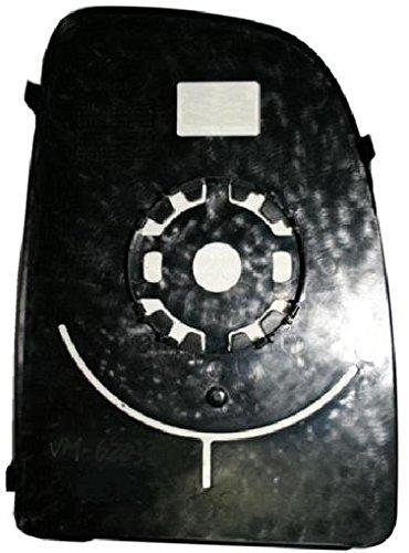 Vetro Piastra Specchio Retrovisore Jumper 2006 Destro Superiore