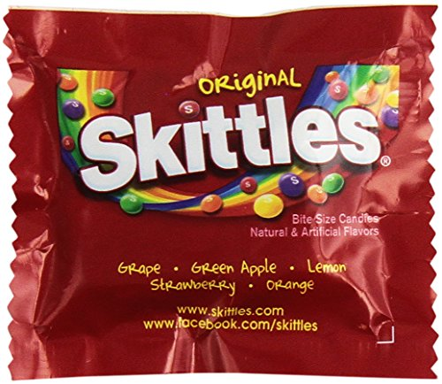 Skittle Original Fun Size Candy 1 lb. for $<!--$8.14-->