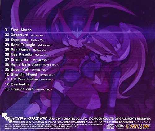 Remaster Track Rockman Zero My (Original Soundtrack)