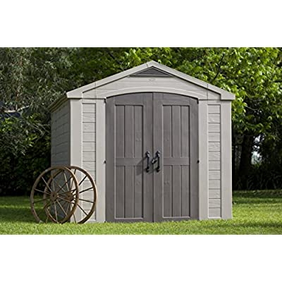 keter factor 8x11 shed