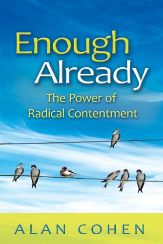 Book cover for Enough Already