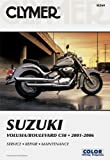 Clymer Suzuki Twins Motorcycle Repair Manual M260-3
