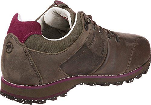 Mammut Alvra Low Leather Casual Shoe - Womens-Dark 3020-5830-7407-US 8 MoNrHNvC