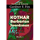 Kothar: Barbarian Swordsman book #1 (Sword & Sorcery)