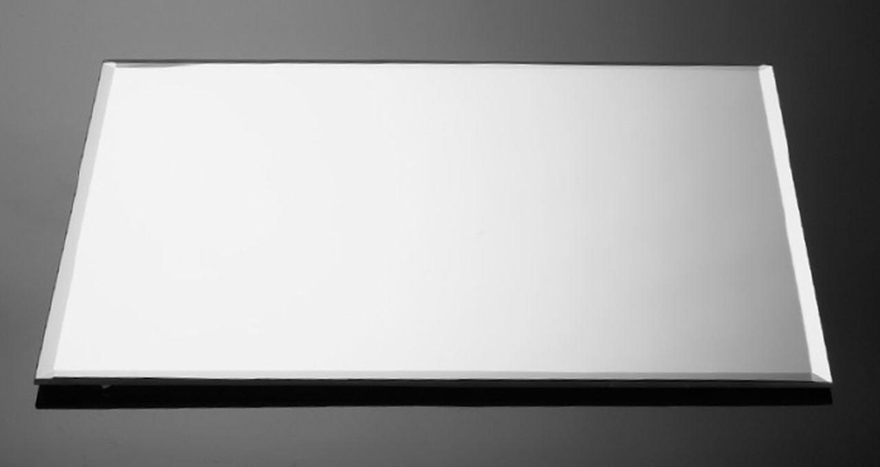 Quadratischer Spiegel 15x15cm - art. SP00030LU - Lan. 15 cm - Bre. 15 cm - Hoh. 15 cm - Ø15 cm - SWEET HOME by Varotto & Co. VAROTTO ALFREDO
