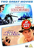 Edward Scissorhands/a Walk in the Clouds [Import anglais]