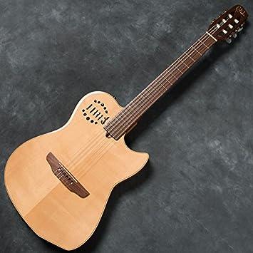 Used Godin multiac Duet nailon para guitarra eléctrica: Amazon.es ...