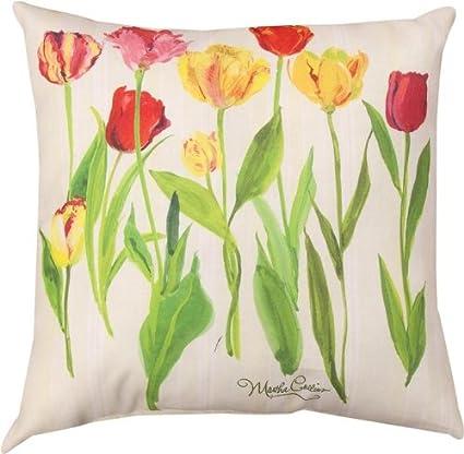 Amazon Com Tulip Stems Indoor Outdoor Weather Resistant Fabric