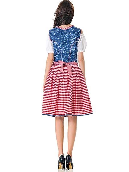 Amazon.com: Lusiya - Vestido de mujer clásico, diseño de ...