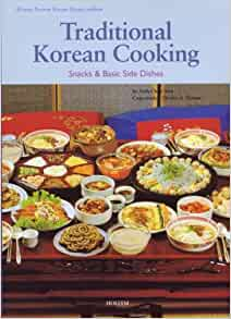 Traditional korean cooking snacks basic for Traditional korean kitchen