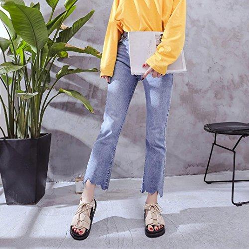 Tefamore Women's Summer Beach Fashion Sandals D8LZj8nQ