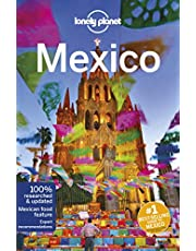 Lonely Planet Mexico 16 16th Ed.: 16th Edition
