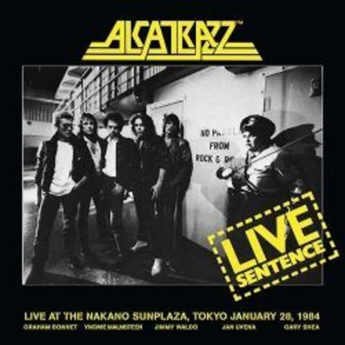 Alcatrazz-Live Sentence-REISSUE-CD-FLAC-2016-NBFLAC Download
