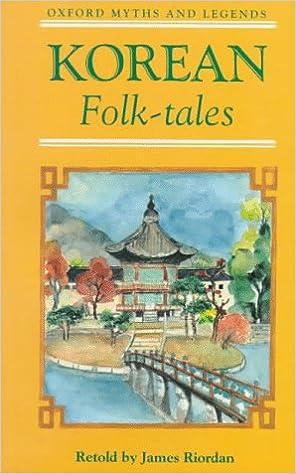 Book Korean Folk Tales (Oxford Myths and Legends)