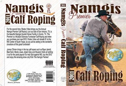 Namgis Premier Calf Roping 2011 - DVD (Calf Roping Videos)